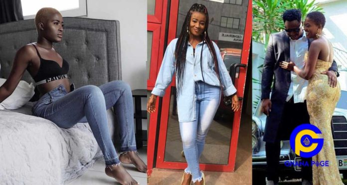 Video: Stop bragging on social media and pay your rent- Sister Sandy of Adom TV exposes Fella Makafui
