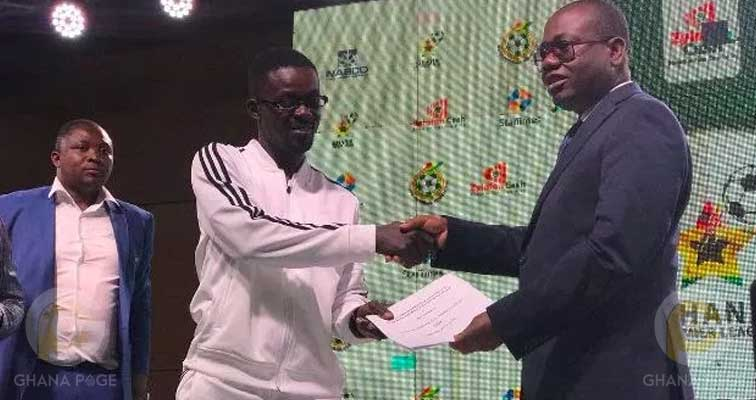 Zylofon Cash's $10 million Premier League sponsorship contract missing at GFA office