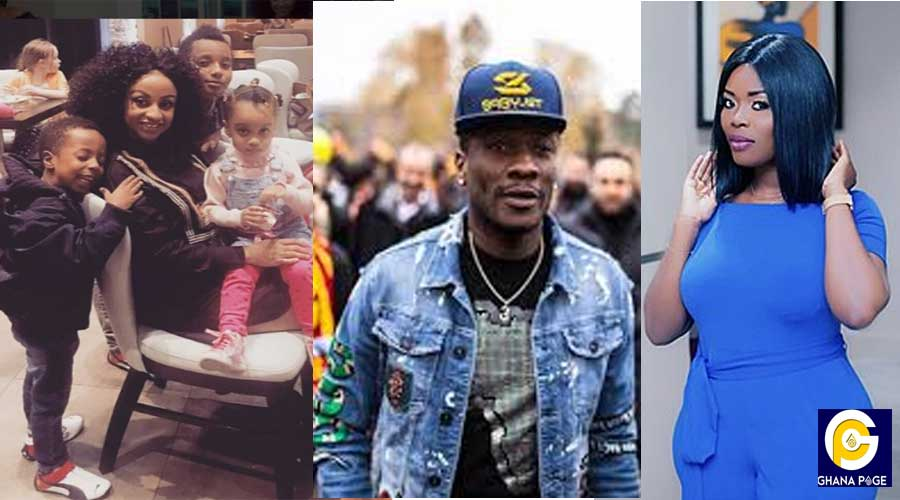 Stop the divorce and save your marriage-Woman advises Asamoah Gyan's wife