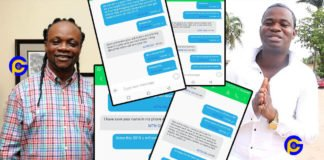Damning WhatsApp chat allegedly between Daddy Lumba &Ampong leaks