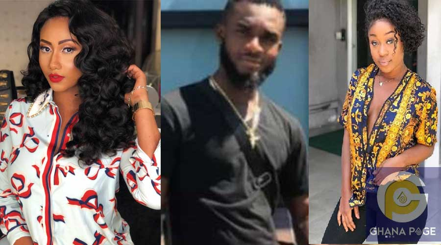 Efia Odo chopped Hajia4Reals baby daddy -Snapchat User