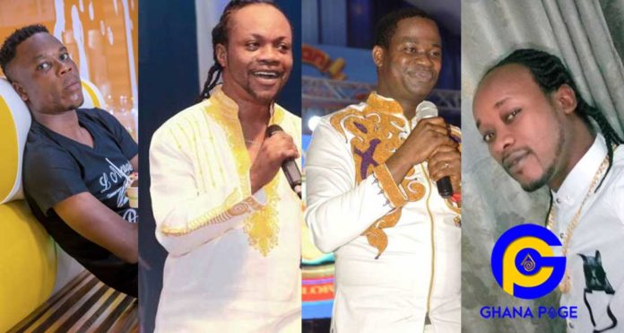 Audio: Daddy Lumba is a wicked man; he killed Lumba Jnr with Agbala -Great Ampong & Hoahi