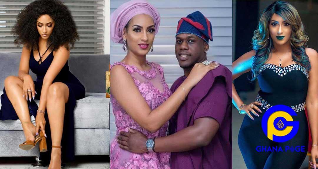 Juliet Ibrahim and iceberg - Juliet Ibrahim in trouble as her ex-boyfriend, Iceberg Slim exposes her
