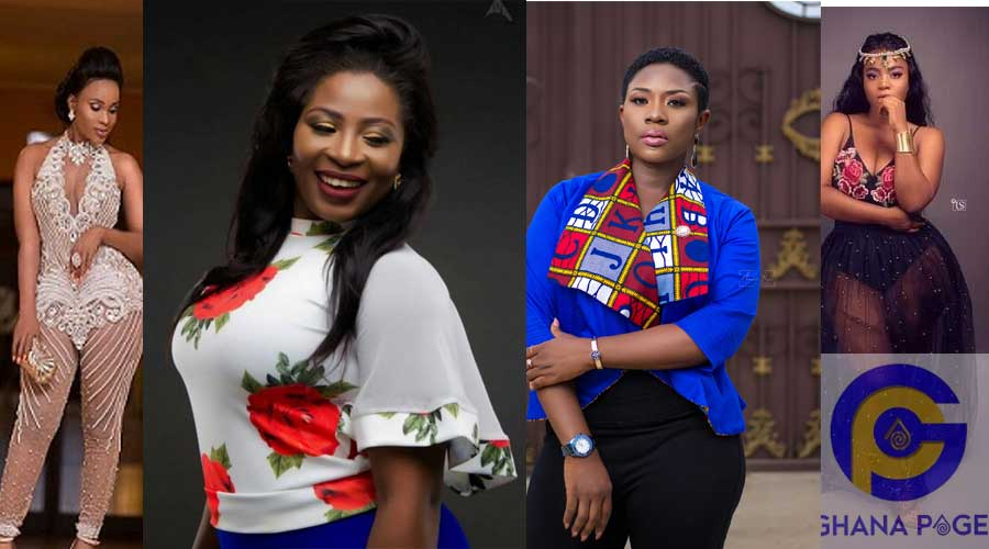 8 beautiful Kumawood actresses who are yet to get married