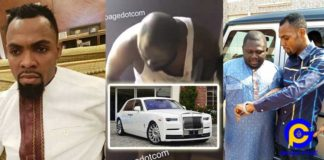 Rev. Obofour dashes Kennedy Affreh a Rolls Royce Phantom