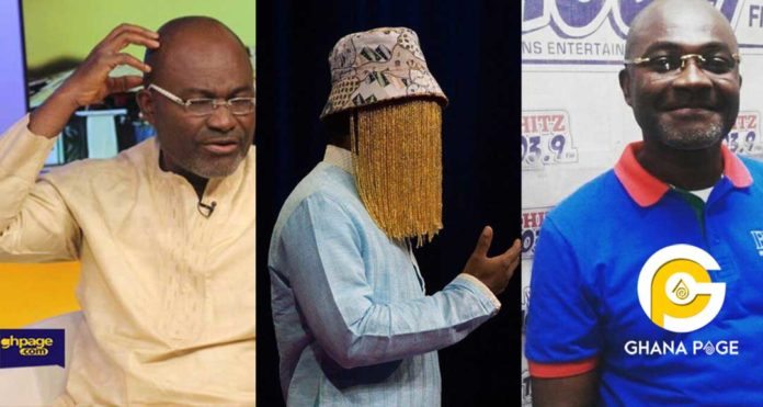 Anas Aremeyaw Anas' body has begun to rot -Kennedy Agyapong drops another filla [Video]
