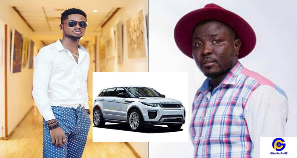 Kuami Eugene promises to buy Dr Pounds a car in 3 years time