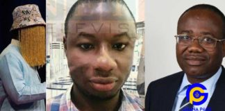 Ahmed was the brain behind the whole scam that trapped me-Nyantakyi