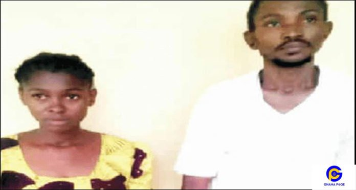 23-year-old mother sells her baby for GH¢200k to open a provision shop