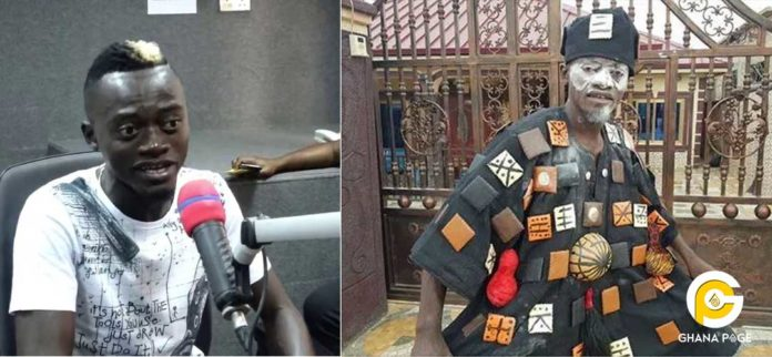 Lil win reveals he charges GHC 10,000 just to appear at funerals