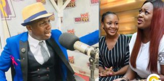 "Lutterodt blasts ""worthless & foolish"" Akuapem Poloo over her Nak£d Val's Day Photos [Audio]"