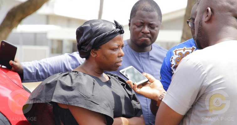 I forgive you – Lydia Alhassan to Minority over 'bloody widow' tag