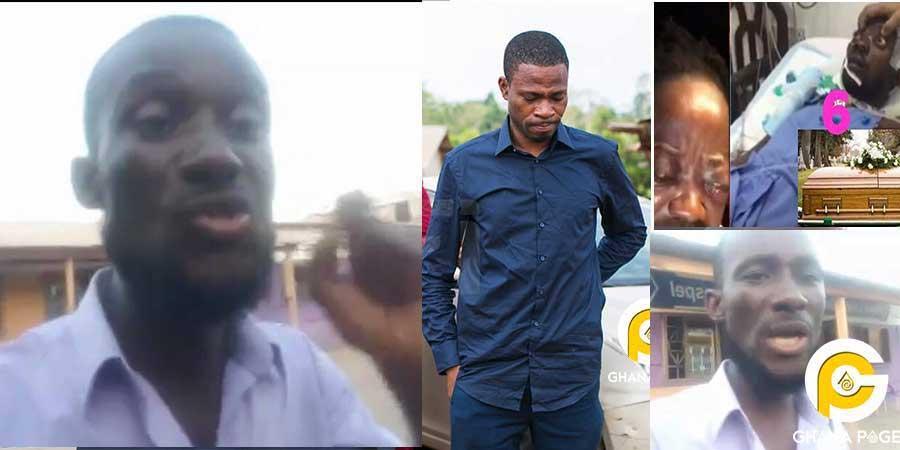 Radio presenter blasts & blames Kofi Adomah for Anokye Supremo's death