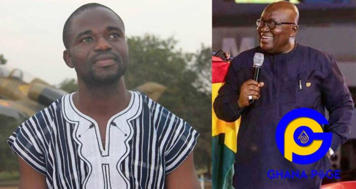 My respect for you has fallen to 30%-Manasseh Azure tells Akufo-Addo