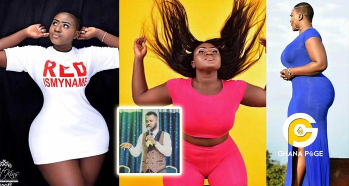 10 Hot and wild unseen Photos of Ernest Opoku's 20-years-old girlfriend