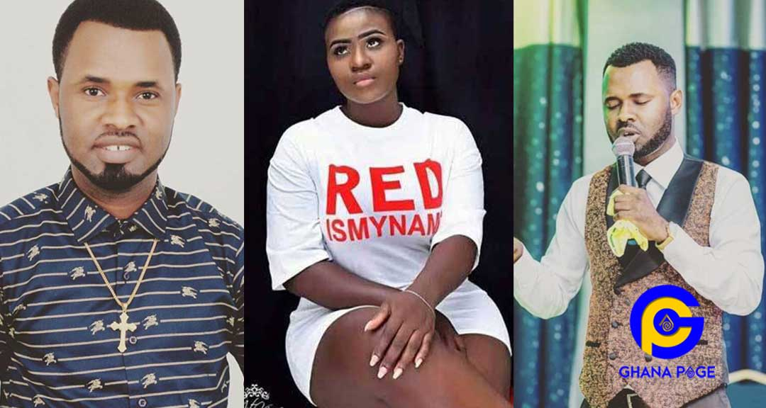 Ernest Opoku is gradually getting mad-His girlfriend begs for help