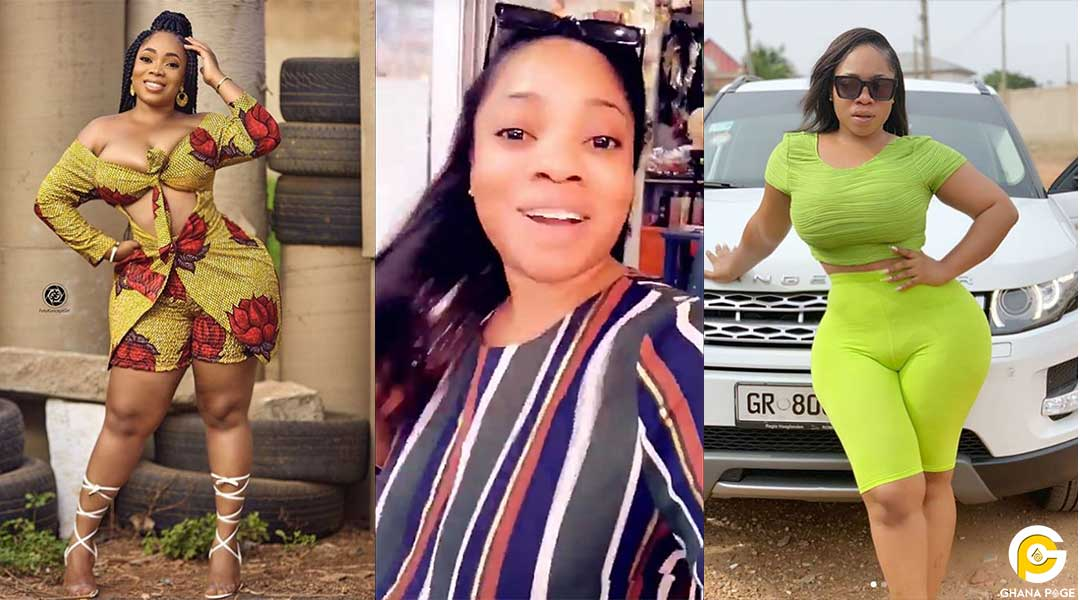 Moesha Boduong admits spreading HIV Virus - I know I'm one of Ghana's problem – Moesha Boduong