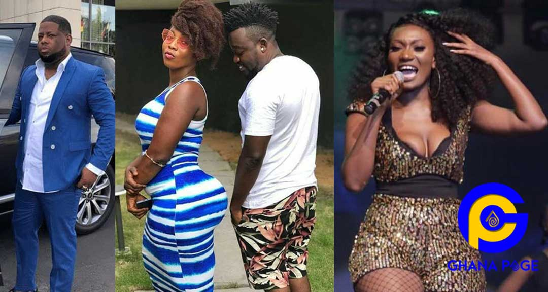 Ms Forson was kicked out of Rufftown when Wendy Shay joined-Source