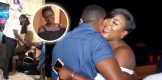John Dumelo and Nana Ama's Twitter war-This is how it started and everything you need to know