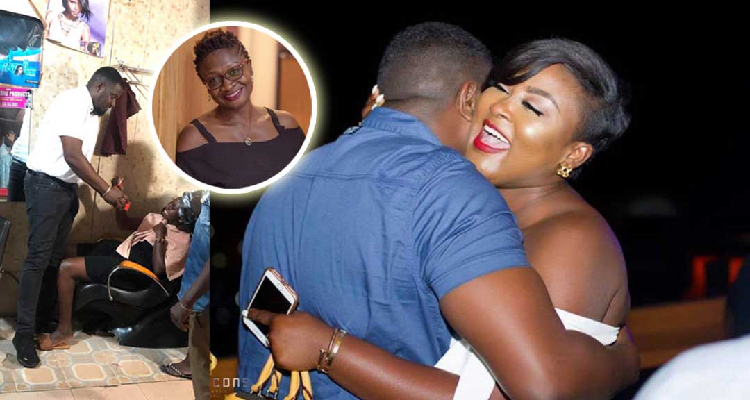 John Dumelo and Nana Ama's Twitter war-This is how it all started