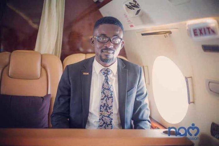 Nana Appiah Mensah NAM1 696x464 - NAM 1 would one day be vice president of Ghana – Prophet Cosmos Walker