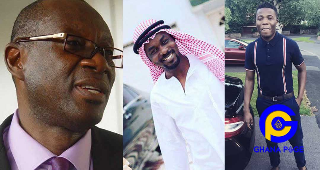 EOCO reacts to allegations of bribery from NAM1's brother