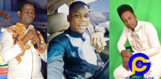 'Woni Twaasiri' - Great Ampong tells a fellow gospel musician as they trade insults [Listen]