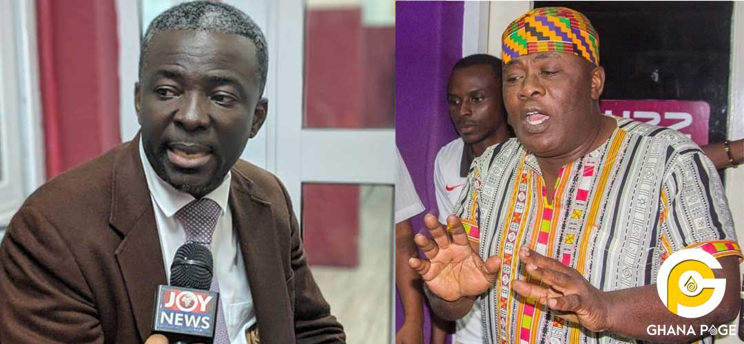 I saw Willie Roi's death but he failed to listen to me – Papa Shee alleges