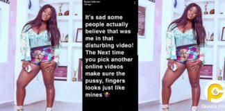 Sista Afia allegation leveled against her by snapchat blogger