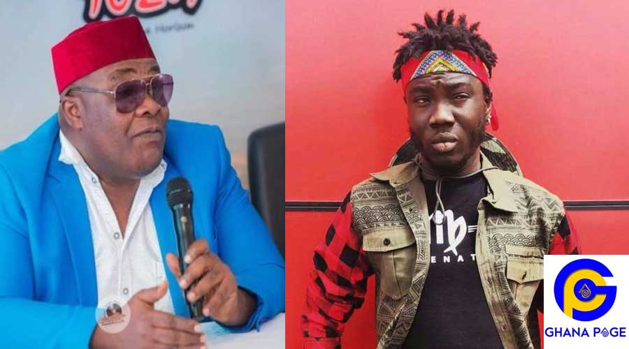 Somebody valuable gets sacrificed in Ghana every year -Showboy
