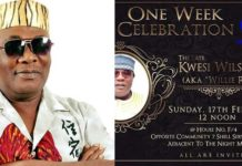 Willi Roi's One week celebration today-Here's all you need to know