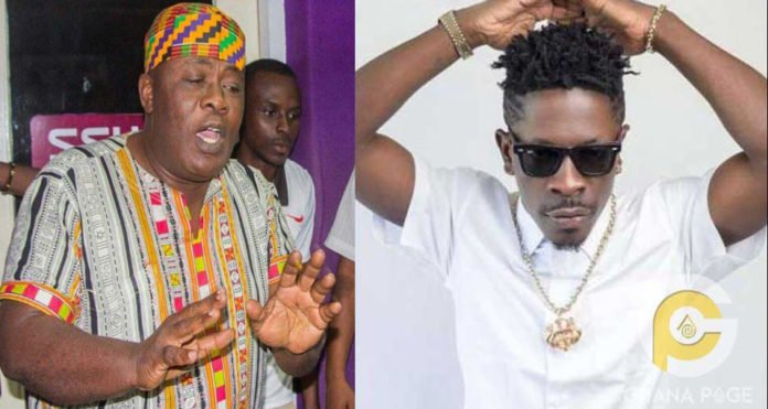 Shatta Wale mourns his top fan and colleague, Willie Roi