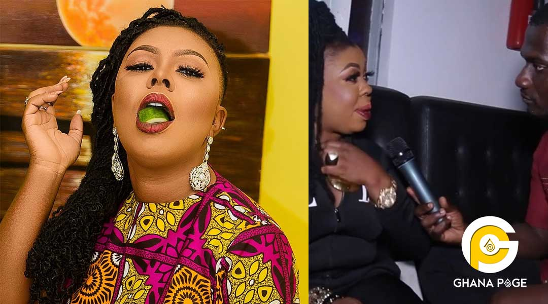 Afia Schwarzenegger 1 - I pay male prostitutes to bang me well – Afia Schwarzenegger reveals