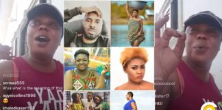 I have about 10 videos of Ernest Opoku sleeping with many women in Germany - Afia Schwarzenegger
