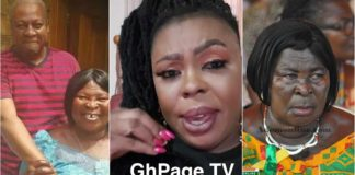 Ghanaians need to keep Akua Donkor in cage like a monkey - Afia Schwarzenegger