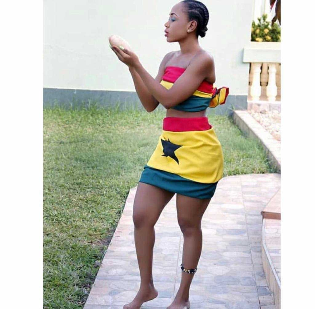 Akuapem Poloo - How Ghanaian celebs celebrated Independence Day with gorgeous photos