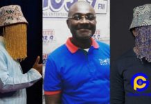 Anas reacts to Kennedy Agyapong being contracted to destroy him