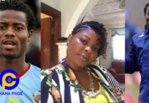 Hell break loose as Anthony Annan and wife 'exchange blows' publicly over their kids [Photos]