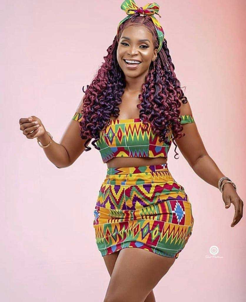 Benedicta Gafah 1 - How Ghanaian celebs celebrated Independence Day with gorgeous photos