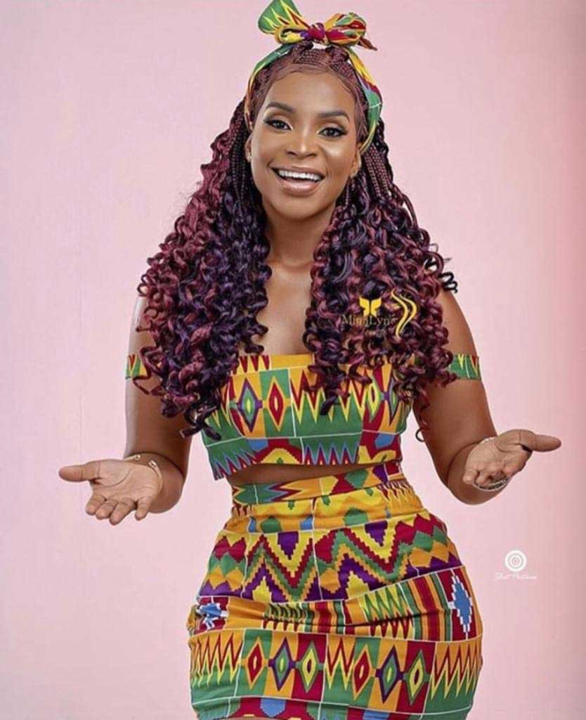 Benedicta Gafah - How Ghanaian celebs celebrated Independence Day with gorgeous photos