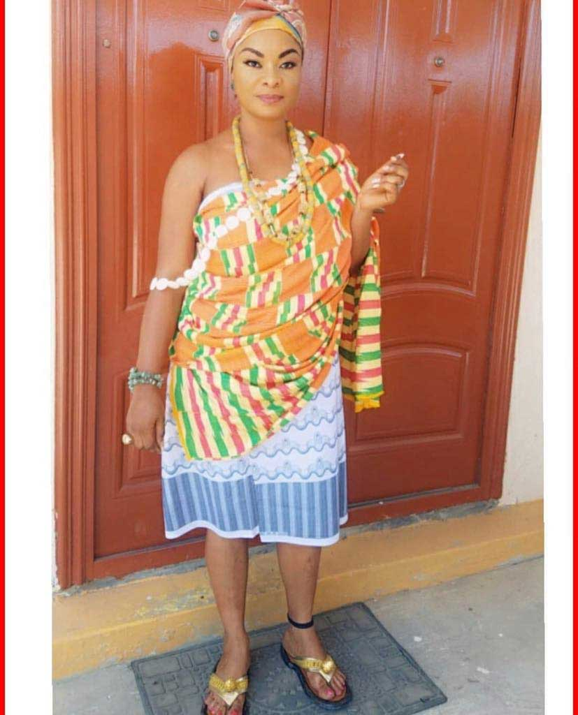 Beverly Afaglo - How Ghanaian celebs celebrated Independence Day with gorgeous photos