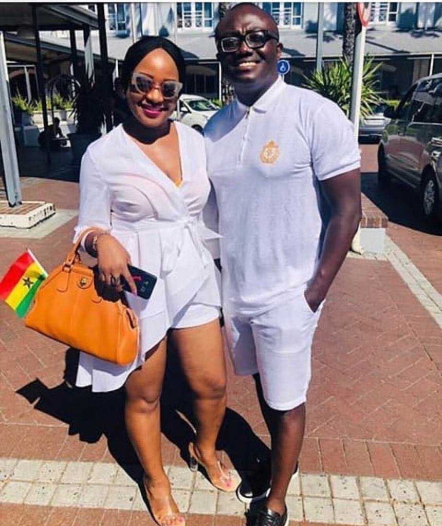 Bola Ray and wife - How Ghanaian celebs celebrated Independence Day with gorgeous photos