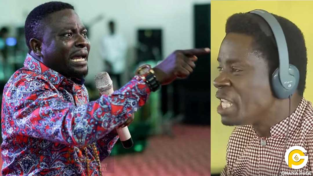 Evangelist Akwasi Awuah is an occultist -Bro Sammy