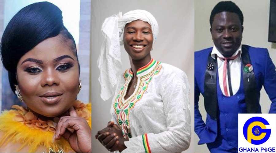 Cecilia Marfo replies Gifty Adorye & Bro Sammy with Amakye Dede song