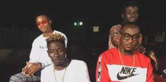 Music Video: DJ Vyrusky ft Shatta Wale, Kuami Eugene and Kidi
