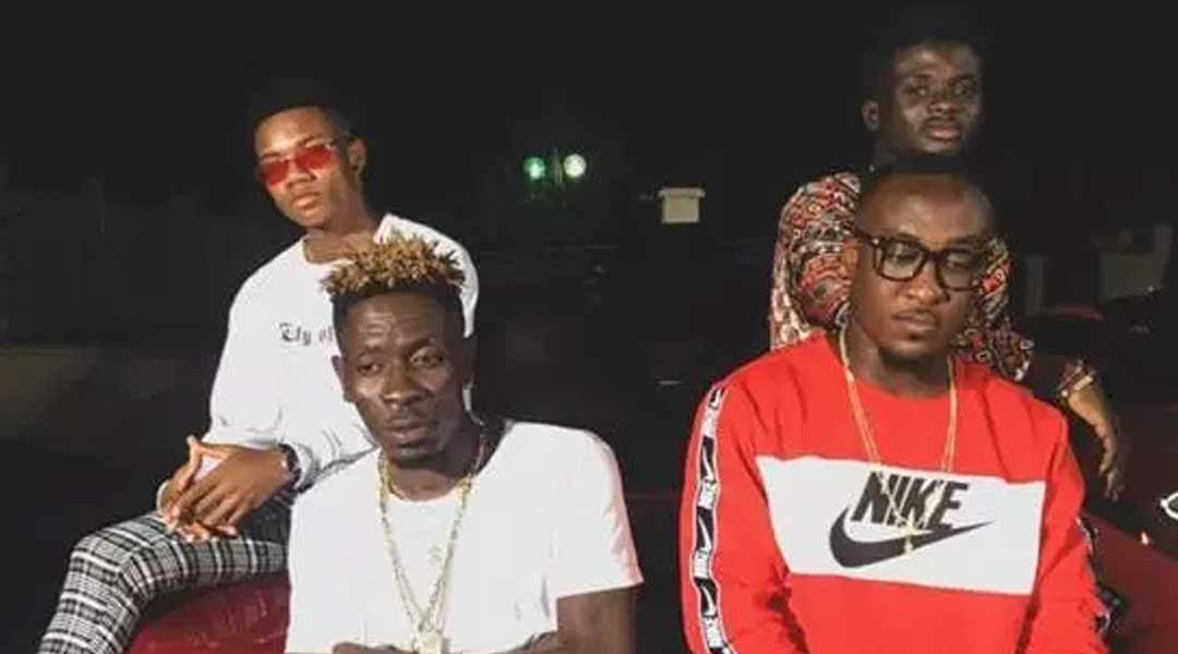DJ Vyrusky Baby - Shatta Wale looks sick & depressed in new photos- Is he missing Michy?