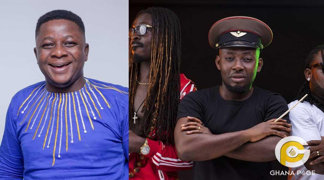 David Mawuli Praye - You don't even deserve a VGMA nomination – David Mawuli fires Praye