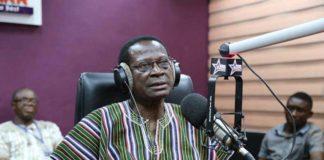 Dr. Kwabena Agyei