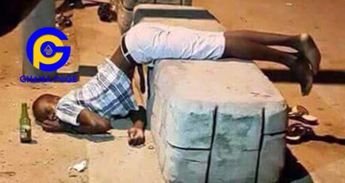 25-year-old Muslim, Hamza dies in Akpeteshie drinking competition at Ntankoful, Takoradi