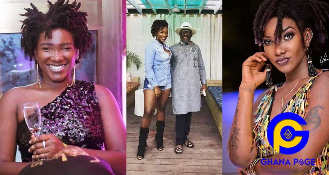 Ebony Reigns Father - I will be auctioning Ebony Reigns clothes, other things-Ebony's father